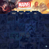 Marvel Champions LCG: 1-4 Player Game Mat Thumb Nail