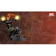 Marvel Champions LCG: Black Widow Game Mat Thumb Nail