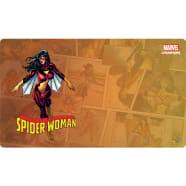 Marvel Champions LCG: Spider-Woman Game Mat Thumb Nail