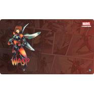 Marvel Champions LCG: Wasp Game Mat Thumb Nail