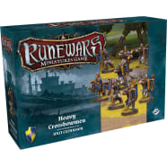 Runewars The Miniatures Game: Heavy Crossbowmen Unit Expansion Thumb Nail