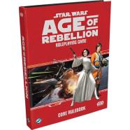 Star Wars: Age of Rebellion: Core Rulebook Thumb Nail