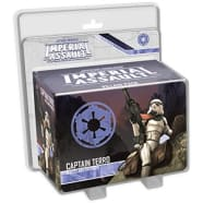 Star Wars Imperial Assault: Captain Terro Villain Pack Thumb Nail