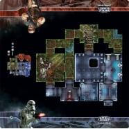 Star Wars Imperial Assault: Training Ground Skirmish Map Thumb Nail