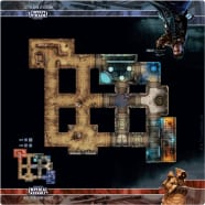 Star Wars Imperial Assault: Mos Eisley Back Alleys Skirmish Map Thumb Nail