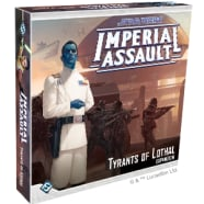 Star Wars Imperial Assault: Tyrants of Lothal Expansion Thumb Nail