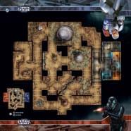 Star Wars Imperial Assault: Lothal Wastes Skirmish Map Thumb Nail