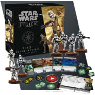 Star Wars: Legion Phase I Clone Troopers Unit Expansion Thumb Nail