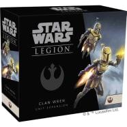 Star Wars: Legion Clan Wren Unit Expansion Thumb Nail