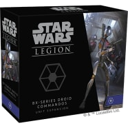 Star Wars: Legion BX-series Droid Commandos Unit Expansion Thumb Nail