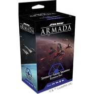 Star Wars Armada: Separatist Fighter Squadrons Expansion Pack Thumb Nail