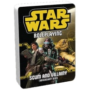 Star Wars Roleplaying Game: Scum and Villainy Adversary Deck Thumb Nail