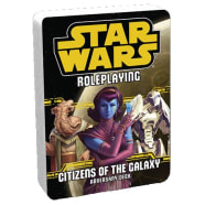 Star Wars Roleplaying Game: Citizens of the Galaxy Adversary Deck Thumb Nail