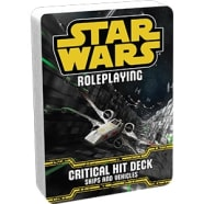 Star Wars Roleplaying Game: Ships and Vehicles - Critical Hit Deck Thumb Nail