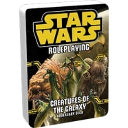 Star Wars Roleplaying Game: Creatures of the Galaxy Adversary Deck Thumb Nail