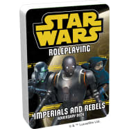 Star Wars Roleplaying Game: Imperials and Rebels Adversary Deck III Thumb Nail