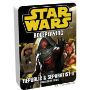 Star Wars Roleplaying Game: Republic and Separatist II Adversary Deck Thumb Nail