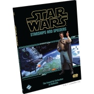 Star Wars Roleplaying Game: Starships and Speeders Thumb Nail