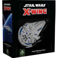 X-Wing Second Edition: Lando's Millennium Falcon Expansion Pack Thumb Nail