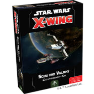 X-Wing Second Edition: Scum and Villainy Conversion Kit Thumb Nail
