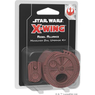 X-Wing Second Edition: Rebel Alliance Maneuver Dial Upgrade Kit Thumb Nail