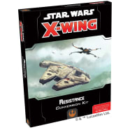 X-Wing Second Edition: Resistance Conversion Kit Thumb Nail