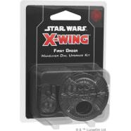 X-Wing Second Edition: First Order Maneuver Dial Upgrade Kit Thumb Nail