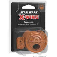 X-Wing Second Edition: Resistance Maneuver Dial Upgrade Kit Thumb Nail
