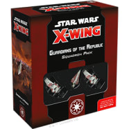 X-Wing Second Edition: Guardians of the Republic Squadron Pack Thumb Nail