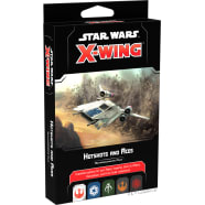 X-Wing Second Edition: Hotshots and Aces Reinforcements Pack Thumb Nail
