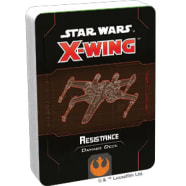 X-Wing Second Edition: Resistance Damage Deck Thumb Nail