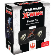 X-Wing Second Edition: Phoenix Cell Squadron Pack Thumb Nail