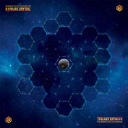 Twilight Imperium 4th Edition: Galactic Playmat Thumb Nail