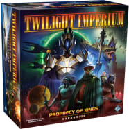 Twilight Imperium 4th Edition: Prophecy of Kings Expansion Thumb Nail