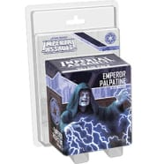 Star Wars Imperial Assault: Emperor Palpatine Villain Pack Thumb Nail
