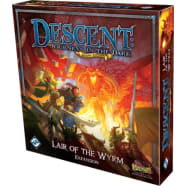 Descent Second Edition: Lair of the Wyrm Expansion Thumb Nail