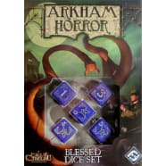 Arkham Horror Blessed Dice Set Thumb Nail