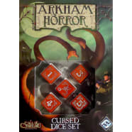 Arkham Horror Cursed Dice Set Thumb Nail