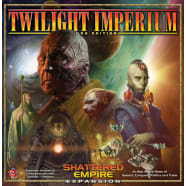 Twilight Imperium 3rd Edition: Shattered Empire Expansion Thumb Nail