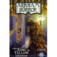 Arkham Horror: The King in Yellow Expansion Thumb Nail