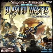 Shadows of Brimstone: Other Worlds - Blasted Wastes Thumb Nail