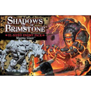 Shadows of Brimstone: Magma Giant XL Enemy Pack Thumb Nail
