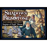 Shadows of Brimstone: Swamps of Death - Alt Gender Hero Pack Thumb Nail