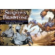 Shadows of Brimstone: Dark Stone Scorpions XL Enemy Pack Thumb Nail