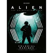 Alien RPG: Colonial Marines Operations Manual Thumb Nail