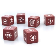 Things from the Flood: Dice Set Thumb Nail