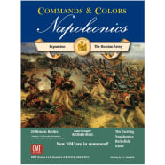 Commands and Colors: Napoleonics Expansion 2: The Russian Army Thumb Nail
