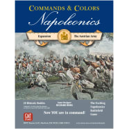 Commands and Colors: Napoleonics Expansion 3: The Austrian Army Thumb Nail