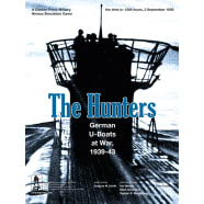 The Hunters: German U-Boats at War, 1939-43 Thumb Nail
