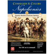 Commands and Colors: Napoleonics Expansion 5: Generals, Marshals & Tacticians Thumb Nail